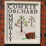 Comrie Community Orchard - LOGO