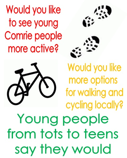 Active Travel graphic