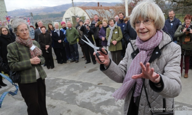 Visiter Centre Opens