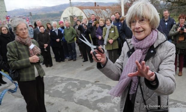 Visiter Centre Opens