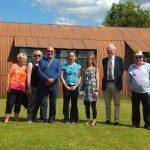 Lossiemouth CC visit