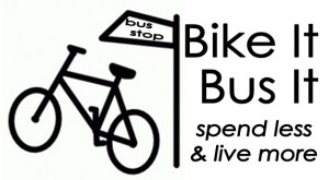 Bike It Bus It - logo