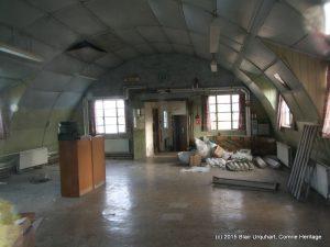 Hut 14 Interior