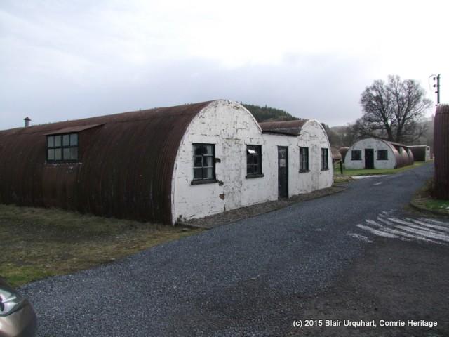 Hut 74 West Elevation