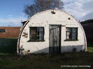 Hut 89 West Elevation