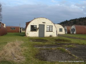 Hut 91 West Elevation