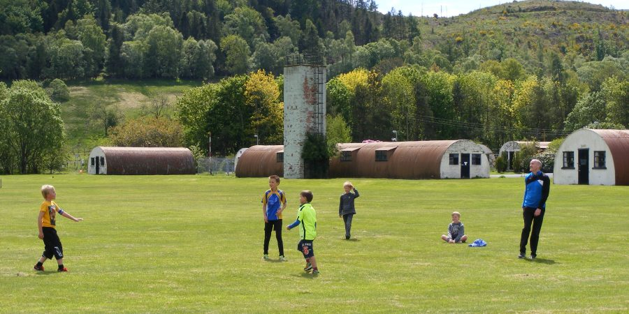 Sports & Recreation in Comrie  – SURVEY