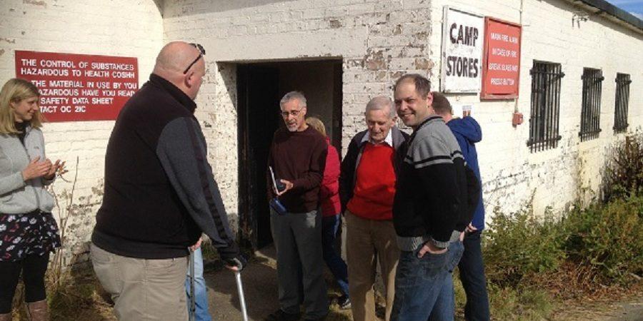 Doors Open Day at Cultybraggan Camp