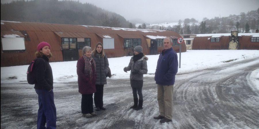 Findhorn Village Conservation Company Visit CDT