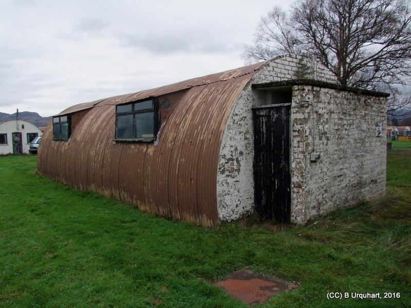 Hut 51 South West Door