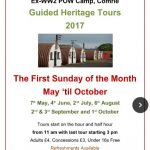 Comrie Heritage Tours – April 2017